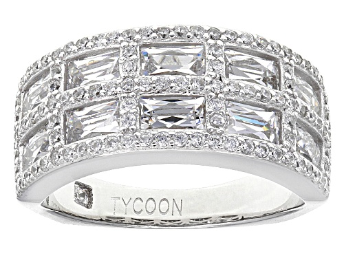 Photo of Tycoon For Bella Luce ® 3.87ctw Platineve ™ Ring (2.51ctw Dew) - Size 10