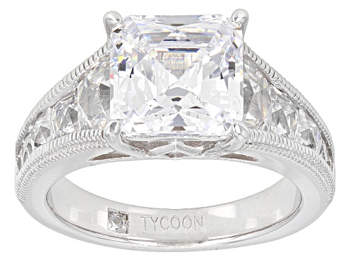 Photo of Tycoon For Bella Luce ® 8.83ctw Platineve® Ring (5.77ctw Dew) - Size 8