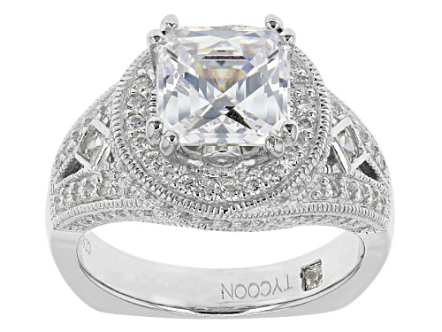 Photo of Tycoon For Bella Luce ® 5.92ctw Platineve® Ring (3.93ctw Dew) - Size 5