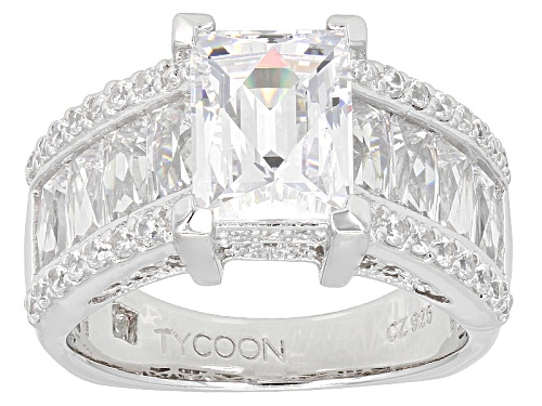 Photo of Tycoon For Bella Luce ® 9.03ctw Platineve®Ring (5.50ctw Dew) - Size 11