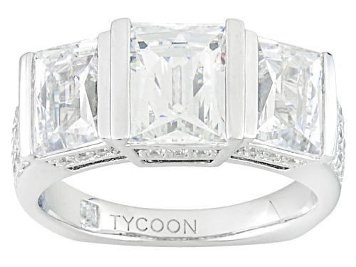 Photo of Tycoon For Bella Luce ® 6.51ctw Platineve® Ring (4.29ctw Dew) - Size 11