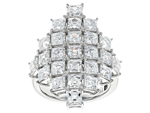 Photo of Tycoon For Bella Luce ® 9.32ctw Platineve® Ring (7.25ctw Dew) - Size 5