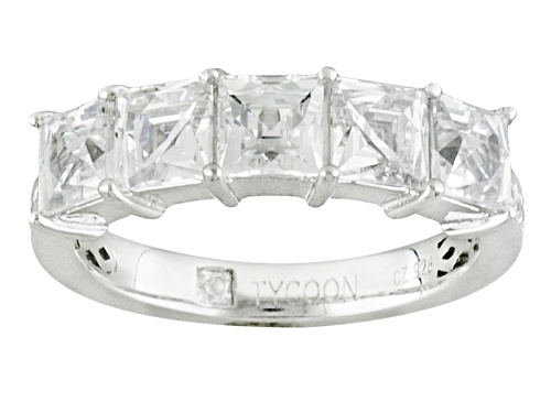 Photo of Tycoon For Bella Luce ® 3.16ctw Platineve® Ring (2.11ctw Dew) - Size 8
