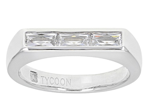 Photo of Tycoon For Bella Luce ® 1.02ctw Platineve® Ring (.72ctw Dew) - Size 8