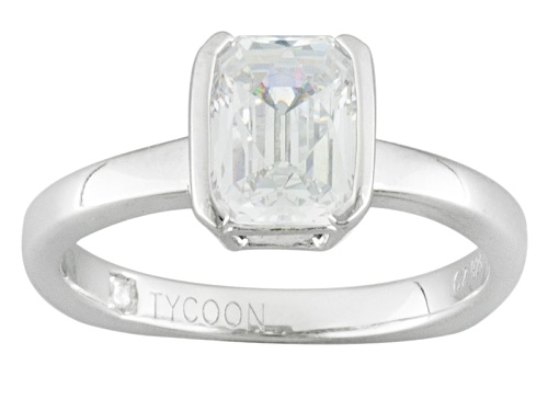 Photo of Tycoon For Bella Luce ® 3.02ctw Platineve® Ring (1.74ctw Dew) - Size 10