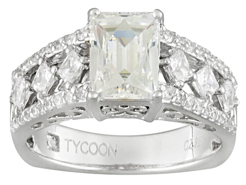 Photo of Tycoon For Bella Luce ® 4.06ctw Platineve® Ring (2.60ctw Dew) - Size 8
