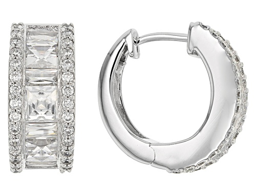 Photo of Tycoon For Bella Luce ® 8.11ctw Platineve® Earrings (5.62ctw Dew)