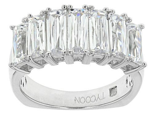 Photo of Tycoon For Bella Luce ® 5.15ctw Platineve ™ Ring (2.80ctw Dew) - Size 10