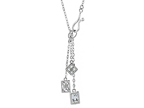 Photo of Tycoon For Bella Luce ® 1.60ctw White Diamond Simulant Platineve® Necklace(1.09ctw Dew) - Size 20