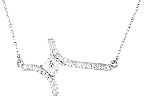 Photo of Tycoon For Bella Luce ® 1.80ctw Platineve® Necklace (1.08ctw Dew) - Size 18