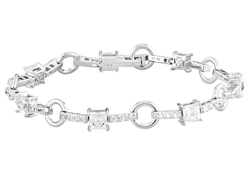 Photo of Tycoon For Bella Luce ® 10.51ctw Platineve® Bracelet (6.20ctw Dew) - Size 7.25