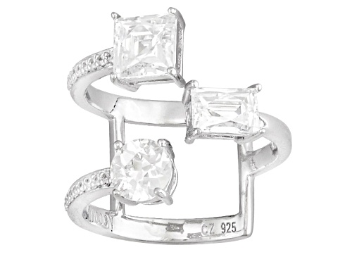 Photo of Tycoon For Bella Luce ® 3.50ctw Platineve ™ Ring (2.14ctw Dew) - Size 5