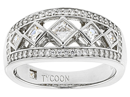 Photo of Tycoon For Bella Luce ® 1.04ctw White Diamond Simulant Eterno ™ Yellow Ring (.75ctw Dew) - Size 7
