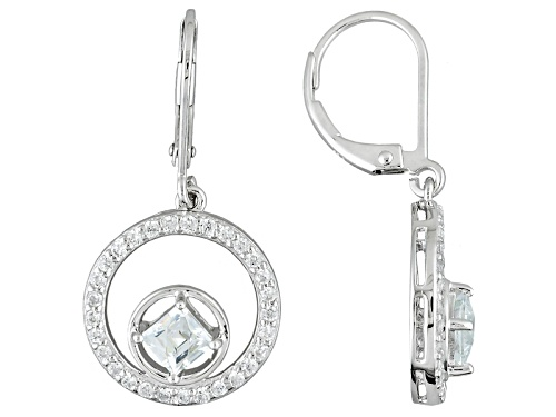 Photo of Tycoon For Bella Luce ® 2.04ctw Diamond Simulant Platineve® Earrings (1.36ctw Dew)