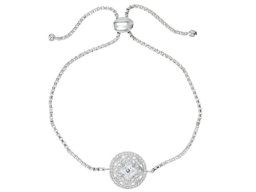 Photo of Tycoon For Bella Luce ® 1.56ctw Platineve ™ Sliding Adjustable Bracelet (.96ctw Dew)