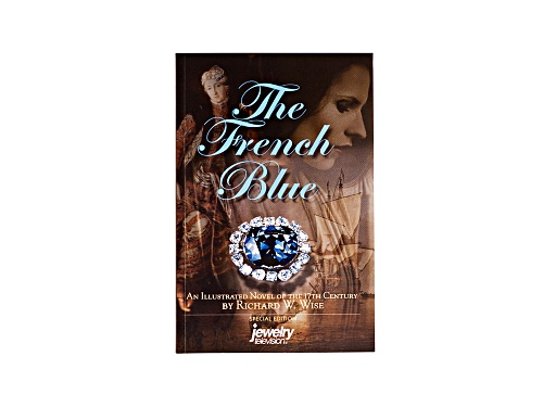 Photo of The French Blue By Richard W. Wise (Special Paperback Jtv 1st Edition)