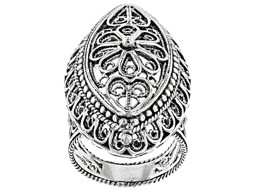 Photo of Artisan Collection of Turkey™ sterling silver statement ring - Size 5