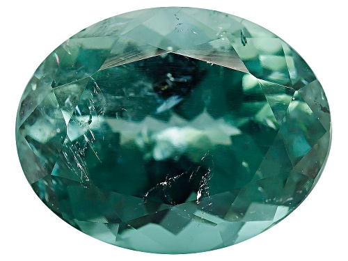 Photo of Nigerian Teal Tourmaline Min 2.00ct 9x7mm Oval