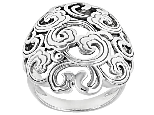Photo of Global Destinations™ Sterling Silver Filigree Ring - Size 8