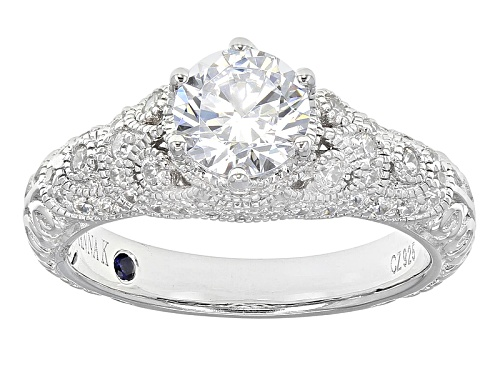 Photo of Vanna K ™ For Bella Luce ® 2.28ctw Platineve® Ring (1.54ctw Dew) - Size 10
