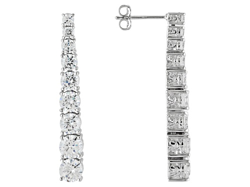 Photo of Vanna K ™ For Bella Luce ® 7.37ctw Platineve® Earrings