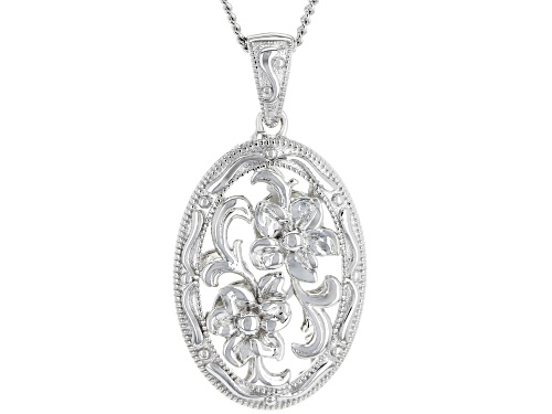 Photo of Vanna K ™ For Bella Luce ® Platineve® Pendant With Chain
