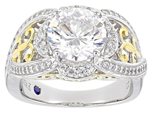 Photo of Vanna K ™ For Bella Luce ® 5.04ctw Platineve™ Ring (2.88ctw DEW) - Size 10