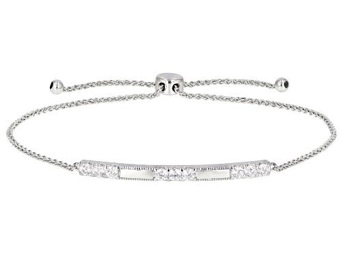 Vanna K ™ For Bella Luce ® 0.97ctw Platineve  ® Adjustable Bracelet (0.54ctw DEW)