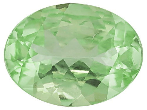 Photo of Tanzanian Mint Tsavorite Garnet-Fluorescent Min 1.00ct 8x6mm Oval