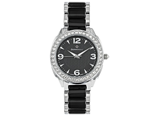 Photo of Bernoulli Ladies Watch With Black Dial