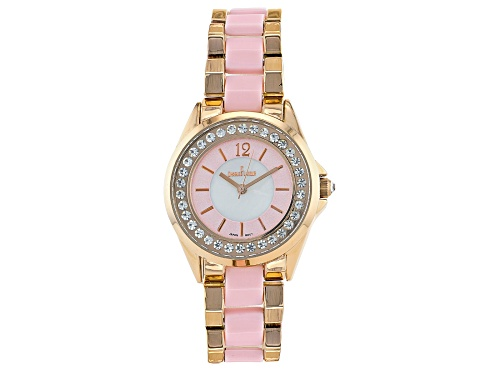 Photo of Charles Latour Rose Tone Ladies Watch