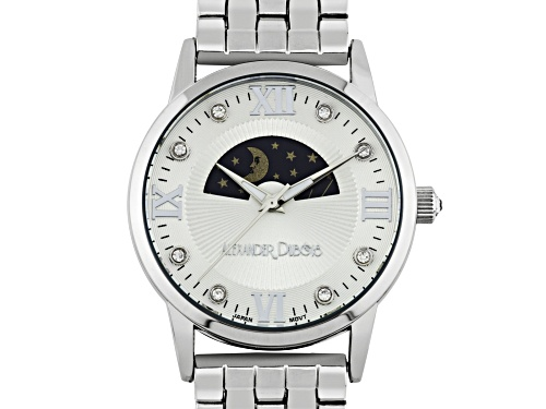 Photo of Luxury Moon Phase Dial Ladies Watch