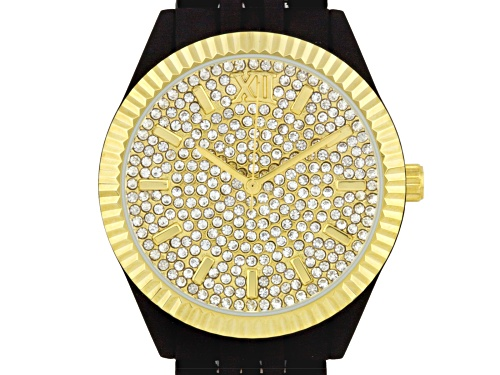 Photo of Picard & Cie Summer's Gleam Ladies Watch - Black Gold-Tone