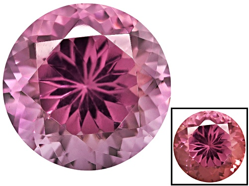Photo of Cranberry Zandrite ® Color Change Avg 4.50ct 10mm Round