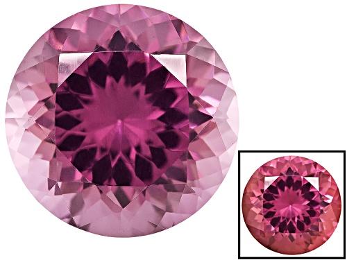 Photo of Cranberry Zandrite ® Color Change Avg 11.50ct 14mm Round