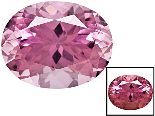 Photo of Cranberry Zandrite ™ Color Change Avg 3.00ct 10x8mm Oval