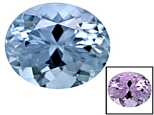 Photo of Zandrite ® Color Change Blue To Lavender Avg 2.50ct 10x8mm Oval