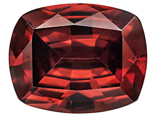 Photo of Tanzanian Red Zircon Minimum 3.00ct 10x8mm Rectangular Cushion
