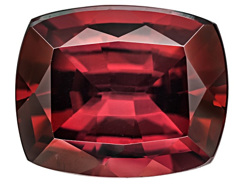 Photo of Tanzanian Red Zircon Minimum 4.00ct 10x8mm Rectangular Cushion
