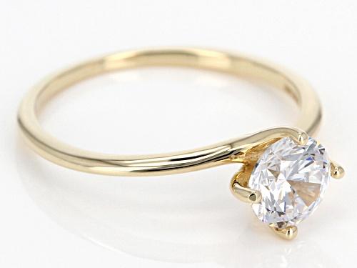 Bella Luce® 1.43ctw 10k Yellow Gold Ring (.84ctw DEW) - Size 10