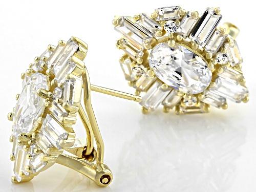 Bella Luce ® 8.42ctw Eterno ™ Yellow Earrings