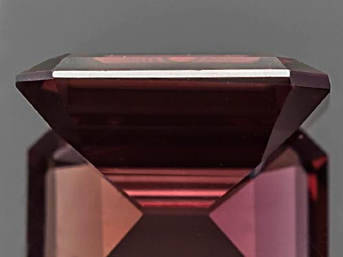 Tanzanian Red Zircon Min 5.50ct 11x9mm Emerald Cut