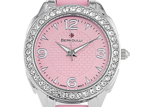 Bernoulli Ladies Watch With Pink Dial