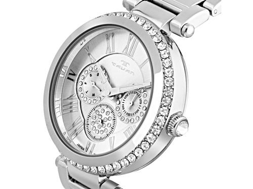 Tavan Seven Seas Multi-Function Ladies Watch Silver-Tone