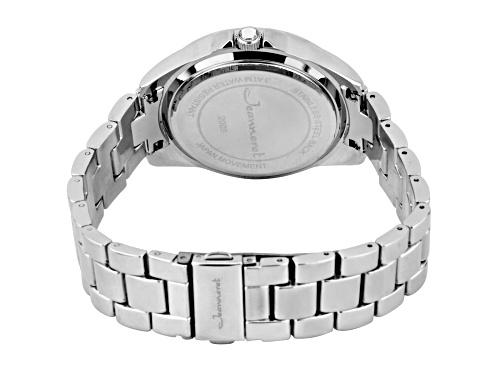 Jeanneret Rosetta Ladies Watch Silver-Tone