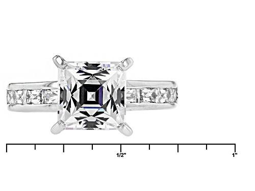 Tycoon For Bella Luce ® 4.69ctw Platineve® Ring (3.20ctw Dew) - Size 8