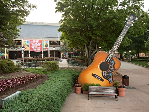 Back The Beat: Grand Ole Opry Ticket Package