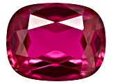 Ruby Lab Created 9x7mm Rectangular Cushion 2.50ct