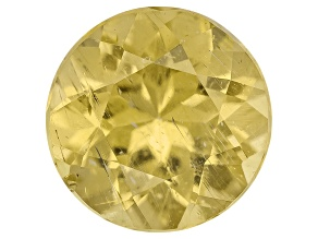 Yellow Apatite 1.75ct Minimum 8mm Round