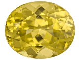 Yellow Apatite 4.25ct Minimum 11x9mm Oval